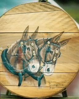 Cheese Box -SOLD photo Mules.jpg